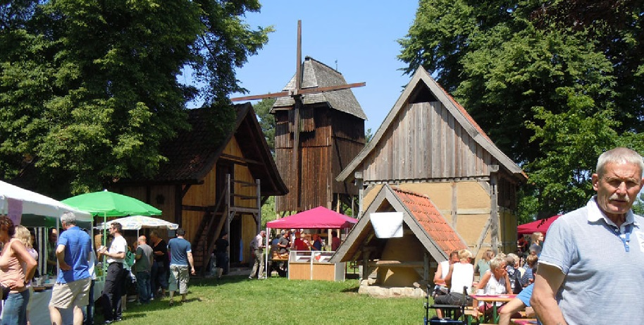 Mühlenfest Rethem 2014